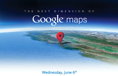 Read more about the article The next dimension of Google Maps – Bekommt Google Maps eine echte 3D-Weltkarte?