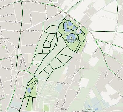 Read more about the article Vorsicht! Die neue Google Maps Fahrradkarte ist eine gute Idee aber sehr schlecht umgesetzt
