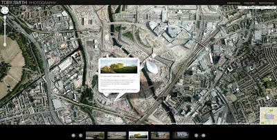 Read more about the article Fotosammlung der Bauphase der Olympischen Sportstätten in London